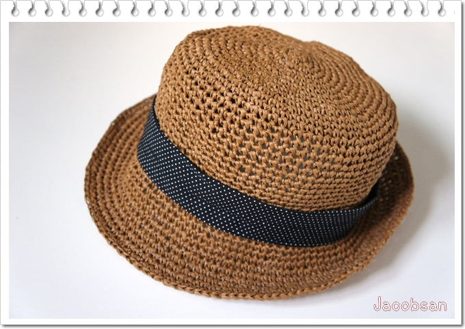 クラフトクラブの帽子