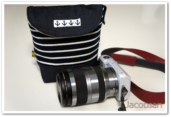 カメラケースとカメラ