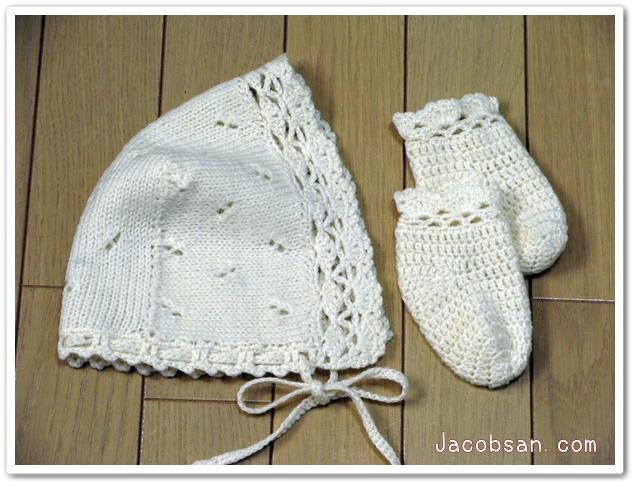 帽子と靴下